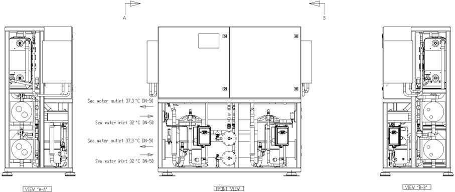 Koelmachine koeltechniek